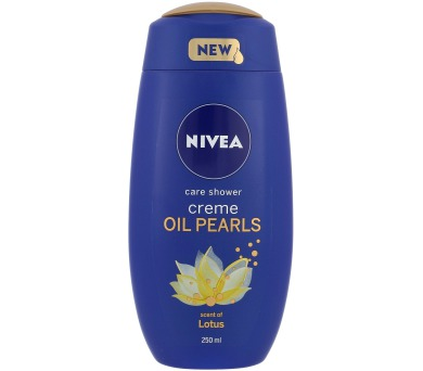 Nivea Creme Oil Pearls Shower Gel Lotus