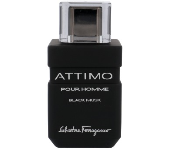 Toaletní voda Salvatore Ferragamo Attimo Black Musk