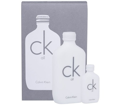 Toaletní voda Calvin Klein CK All