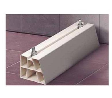 Konzole Midea/Comfee podlahová plastová 100x100mm