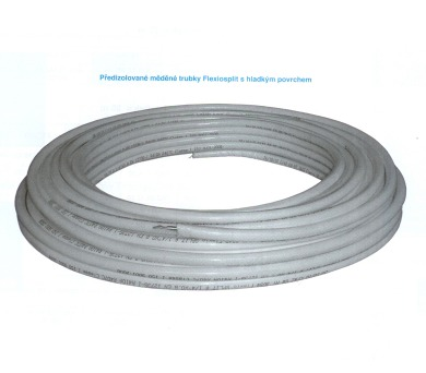 Potrubí Midea/Comfee předizolované Flexiosplit