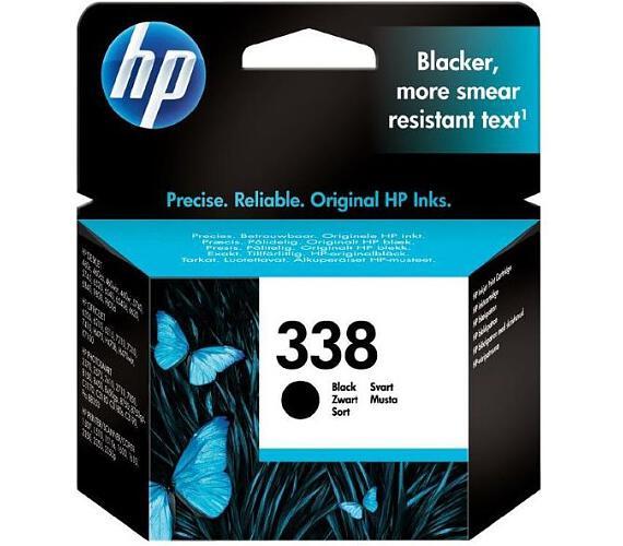 HP (338) C8765EE - ink. náplň černá