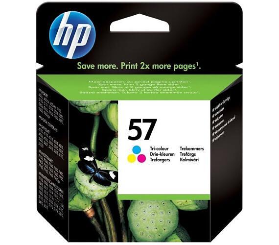 HP (57) C6657AE - ink. náplň barevná