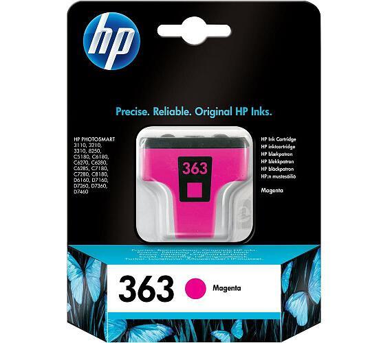 HP (363) C8772EE - ink. náplň magenta