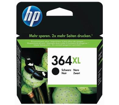 HP (364XL) - ink. náplň černá
