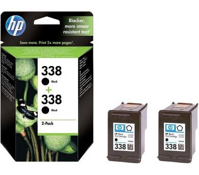 HP (338) CB331EE - ink. náplň černá