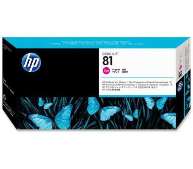 HP (81) tisková hlava purpurová pro DSJ 5x00 + DOPRAVA ZDARMA