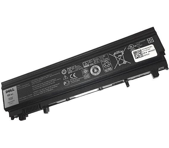 DELL baterie/ 6-článková/ 65 Wh/ pro Latitude E5440/ E5540