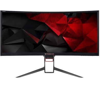 Acer LCD Predator Z35P 35'' VA LED Curved /3440x1440/100M:1/4ms/300nits/HDMI