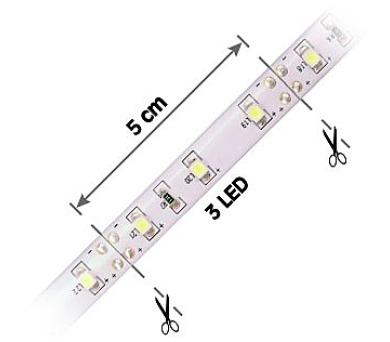 LED pásek 2835-060