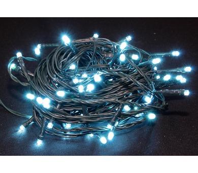 Vánoční osvětlení - stálesvítící - TYRKYSOVÉ