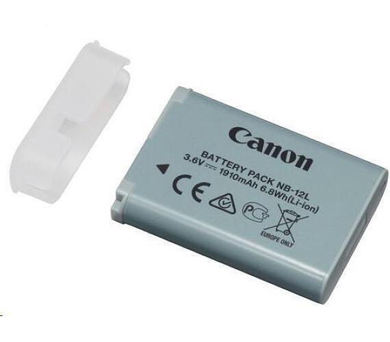 Canon akumulátor NB-12L + DOPRAVA ZDARMA