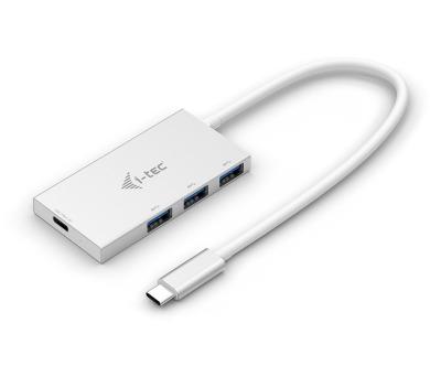 i-tec USB 3.1 Type-C 3 port HUB s Power Delivery (C31HUB3PD)