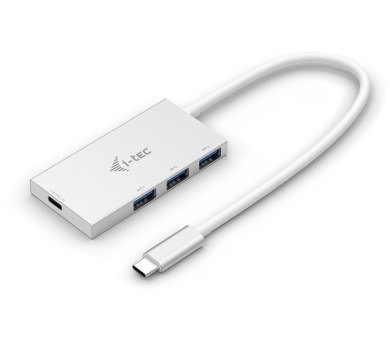 i-tec USB 3.1 Type-C 3 port HUB s Power Delivery