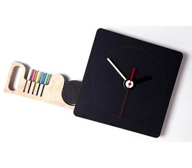 Designové hodiny Diamantini a Domeniconi Tabla 33x33cm + DOPRAVA ZDARMA