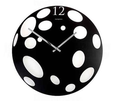 Designové hodiny Diamantini a Domeniconi Black Moon 50cm + DOPRAVA ZDARMA