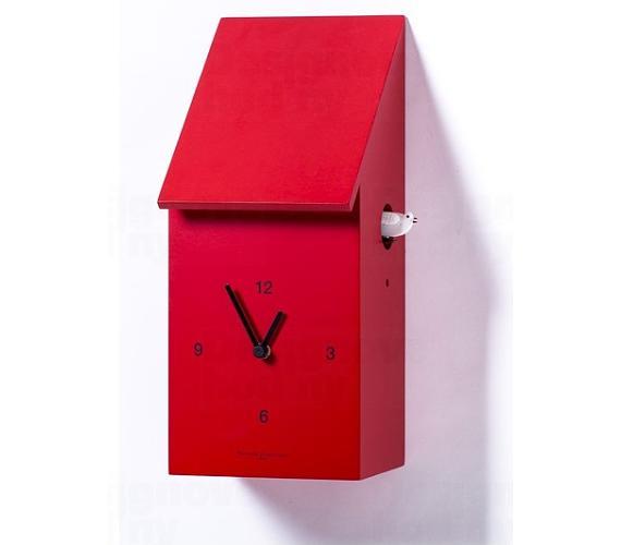 Diamantini a Domeniconi 212 Half Time 35cm D&D laky dřevo červený lak + DOPRAVA ZDARMA