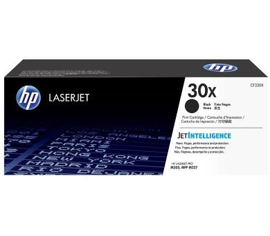 HP tonerová kazeta 30X černá originál