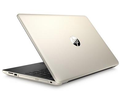 """HP 15-bw049nc/AMD A6-9220/4GB/1TB/AMD Radeon R4/15,6"""" HD/Win 10/zlatá (2CN87EA#BCM)"""