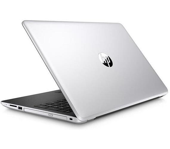 """HP 15-bs039nc/Intel i5-7200U/8GB/128GB SSD + 1TB/AMD Radeon 530 4GB/15,6"""" FHD/Win 10/stříbrný (1TU56EA#BCM) + DOPRAVA ZDARMA"""