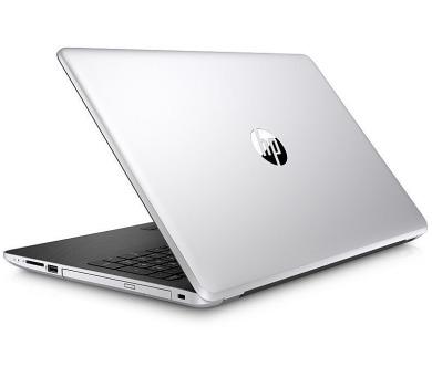 "HP 17-ak026nc/AMD A9-9400/8GB/128GB SSD + 1TB/AMD Radeon 530 2GB/17,3"" FHD/Win 10/stříbrný (1UH45EA#BCM)"
