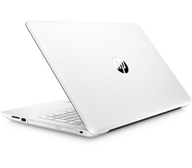 """HP 15-bw051nc/AMD A6-9220/4GB/128GB SSD/AMD Radeon R4/15,6"""" HD/Win 10/bílá (2CN91EA#BCM)"""