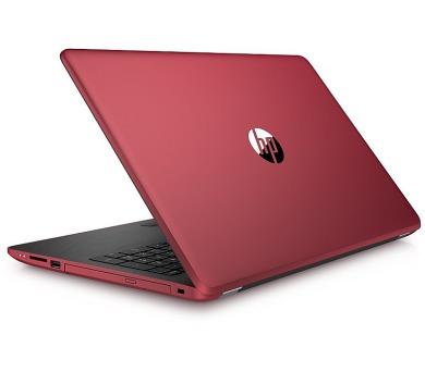 """HP 15-bw050nc/AMD A6-9220/4GB/128GB SSD/AMD Radeon R4/15,6"""" HD/Win 10/červená (2CN89EA#BCM) + DOPRAVA ZDARMA"""