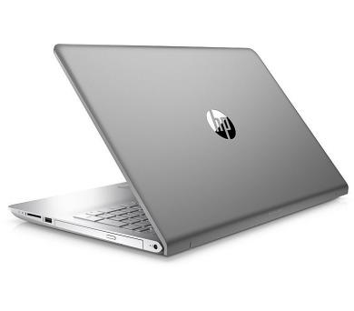 """HP Pavilion 15-cc006nc/Intel i5-7200U/8GB/1TB/GF 940MX 4GB/15,6"""" FHD/Win 10/stříbrná (1UZ94EA#BCM)"""