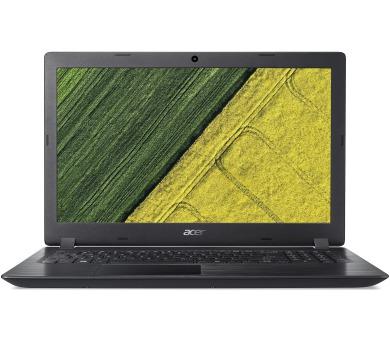 """Acer Aspire 3 - 15,6""""/N4200/4G/128SSD/W10 černý"""