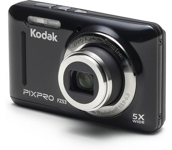 Kodak Friend zoom FZ53 Black (KOFZ53BK)
