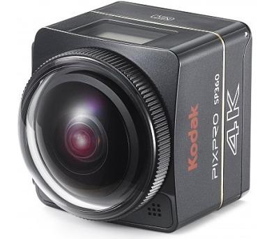 KODAK Action Camera SP360 4K Extreme + DOPRAVA ZDARMA