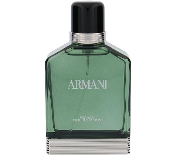 Toaletní voda Giorgio Armani Eau de Cedre