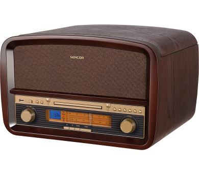 STT 019U GRAMOFON FM/CD/USB Sencor + DOPRAVA ZDARMA