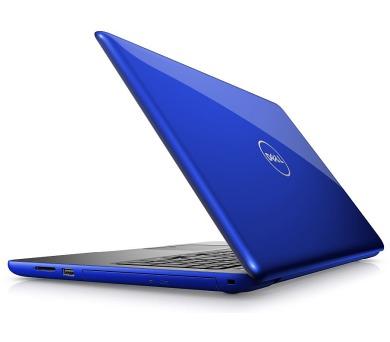 """Dell Inspiron 5567 15"""" HD i3-6006U/4G/1TB/M440-2G/MCR/HDMI/USB/RJ45/DVD/W10/2RNBD/Modrý"""
