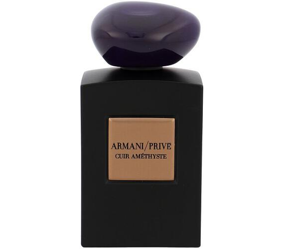 Parfémovaná voda Armani Prive Cuir Amethyste + DOPRAVA ZDARMA