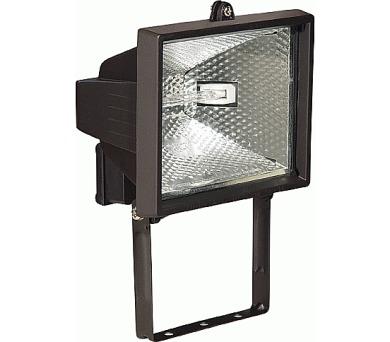Halogenový reflektor Ecolite R6107-CR 500W černý