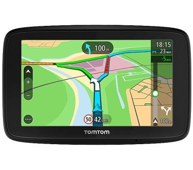 TomTom VIA 53 Europe (48 zemí) LIFETIME mapy (1AL5.002.00)