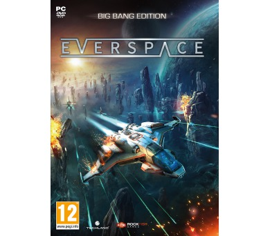 EVERSPACE: Space shooter hra PC Ubisoft