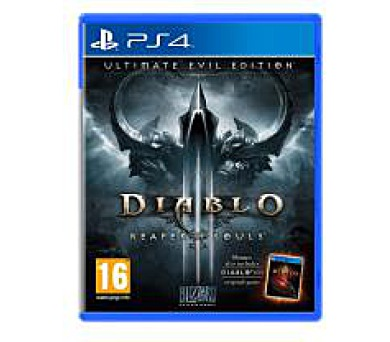 PS4 - Diablo 3 Ultimate Evil Edition