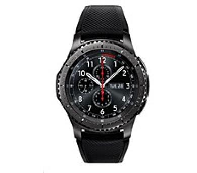 Samsung hodinky Gear S3 (SM-R760) - černá (SM-R760NDAAXEZ)