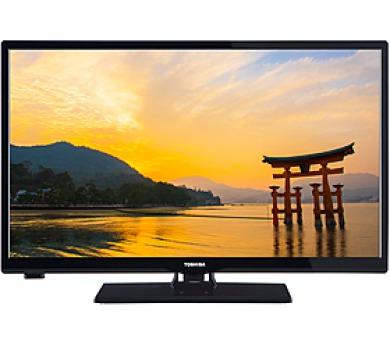 24W3663DG SMART FHD TV T2/C/S2 Toshiba + DOPRAVA ZDARMA