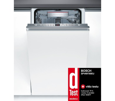 Bosch SPV69T80EU vestavná * Záruka 10 let proti prorezavění + DOPRAVA ZDARMA