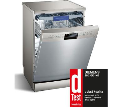 Siemens SN236I01KE * Záruka 10 let proti prorezavění