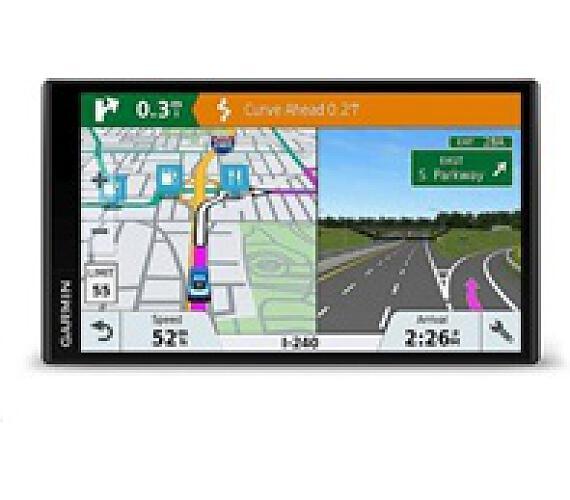 Garmin GPS navigace DriveSmart 61T-D Lifetime Europe20 (010-01681-23)