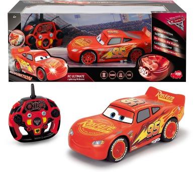 RC Cars 3 Ultimate Blesk McQueen 1:16 + DOPRAVA ZDARMA