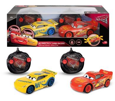 RC Cars 3 Sada Blesk McQueen a Cruz Ramirezová + DOPRAVA ZDARMA