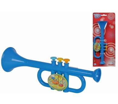 MMW Trumpeta modrá 27 cm