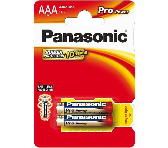 LR03 2BP AAA Pro Power alk Panasonic