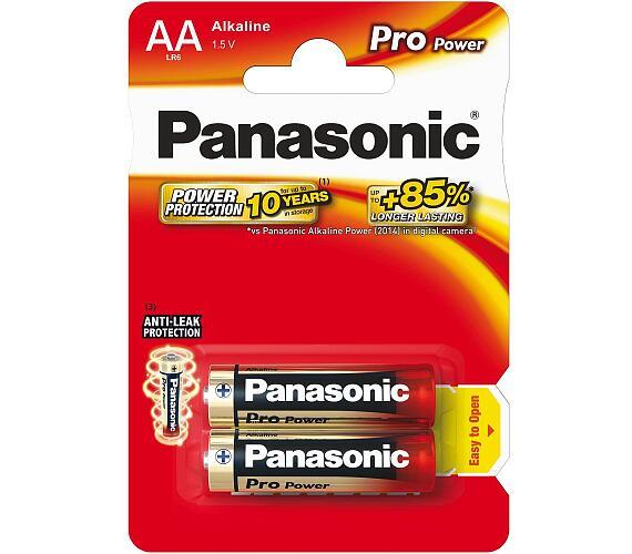 LR6 2BP AA Pro Power alk Panasonic