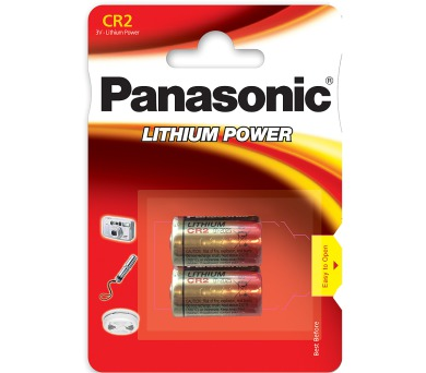 Panasonic CR2 2BP Li